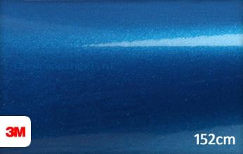 3M 1080 G227 Gloss Blue Metallic car wrap folie