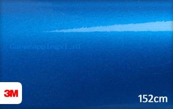 3M 1080 G337 Gloss Blue Fire car wrap folie