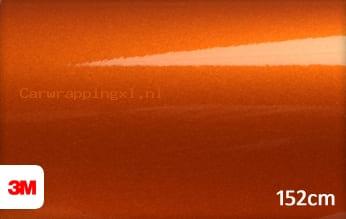 3M 1080 G344 Gloss Liquid Copper car wrap folie