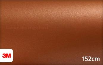 3M 1080 M229 Matte Copper Metallic car wrap folie