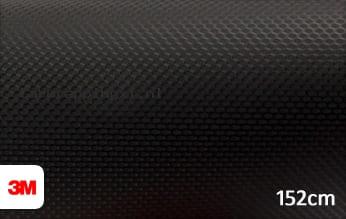 3M 1080 MX12 Matrix Black car wrap folie