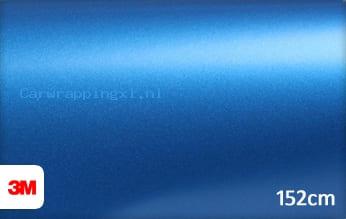 3M 1080 S347 Satin Perfect Blue car wrap folie