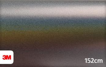 3M 1080 SP281 Satin Flip Psychedelic car wrap folie