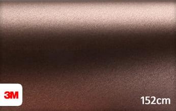 3M 1380 M219 Matte Brown Metallic car wrap folie