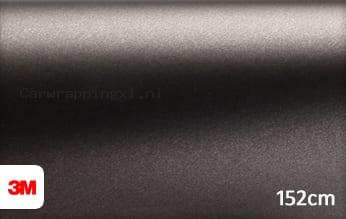 3M 1380 M221 Matte Charcoal Metallic car wrap folie