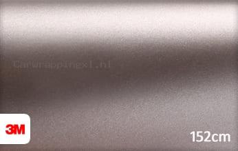 3M 1380 M230 Matte Grey Metallic car wrap folie