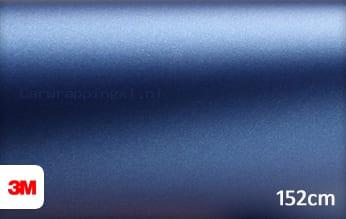 3M 1380 M287 Matte Slate Blue Metallic car wrap folie