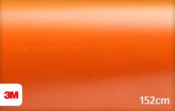 3M 1380 S284 Satin Autumn Orange car wrap folie