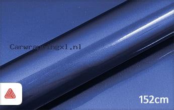 Avery SWF Dark Blue Gloss Metallic car wrap folie