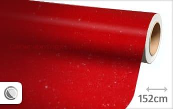 Diamant rood car wrap folie
