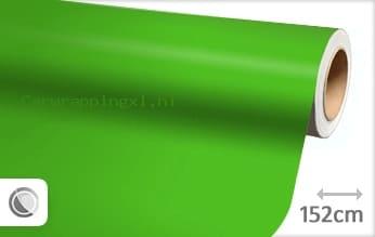 Mat groen car wrap folie