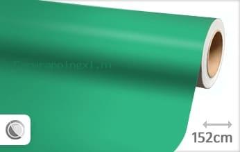 Mat turquoise car wrap folie