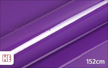 Hexis HX20008B Plum Violet Gloss car wrap folie