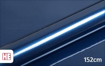 Hexis HX20033B Firmament Blue Gloss car wrap folie