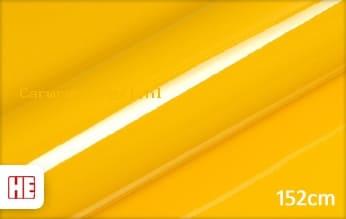Hexis HX20123B Daffodil Yellow Gloss car wrap folie