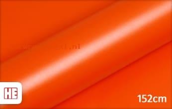 Hexis HX20165M Mandarin Red Matt car wrap folie