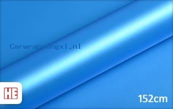 Hexis HX20219S Ara Blue Metallic Satin car wrap folie