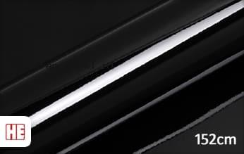 Hexis HX20890B Deep Black Gloss car wrap folie