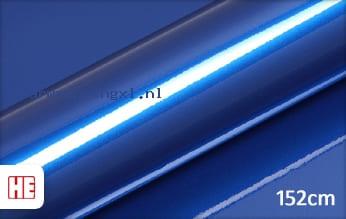 Hexis HX20905B Night Blue Metallic Gloss car wrap folie