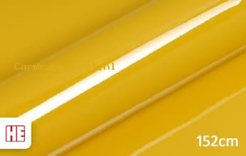 Hexis HX20JMIB Honey Yellow Gloss car wrap folie