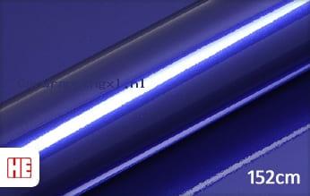 Hexis HX30BNEB Neon Blue Gloss car wrap folie
