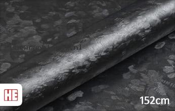 Hexis HX30CAF89S Black Forged Carbon Satin car wrap folie