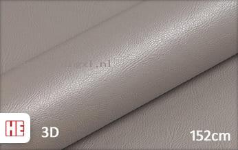 Hexis HX30PGGTAB Grain Leather Taupe Grey Gloss car wrap folie