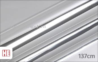 Hexis HX30SCH01B Super Chrome Silver Gloss car wrap folie