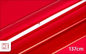 Hexis HX30SCH02B Super Chrome Red Gloss car wrap folie