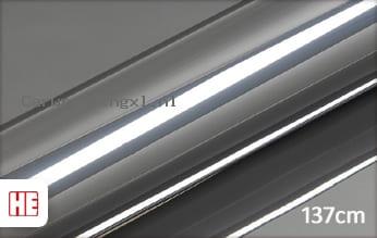 Hexis HX30SCH03B Super Chrome Titanium Gloss car wrap folie