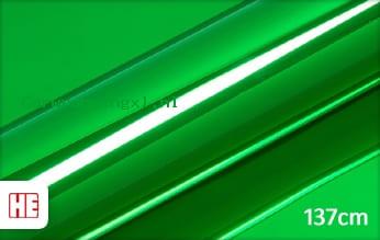 Hexis HX30SCH04B Super Chrome Green Gloss car wrap folie