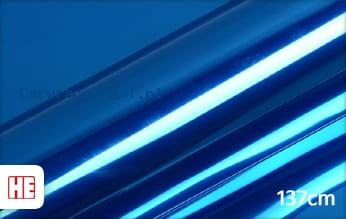 Hexis HX30SCH05B Super Chrome Blue Gloss car wrap folie