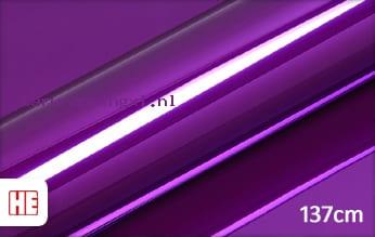 Hexis HX30SCH06B Super Chrome Purple Gloss car wrap folie