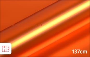 Hexis HX30SCH08SB Super Chrome Orange Satin car wrap folie