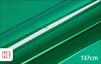 Hexis HX30SCH09B Super Chrome Turquoise Gloss car wrap folie
