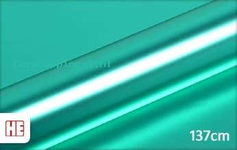 Hexis HX30SCH09S Super Chrome Turquoise Satin car wrap folie