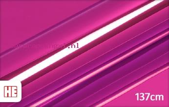 Hexis HX30SCH10B Super Chrome Pink Gloss car wrap folie