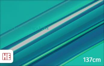 Hexis HX30SCH11B Super Chrome Light Blue Gloss car wrap folie