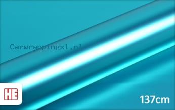 Hexis HX30SCH11S Super Chrome Blue Satin car wrap folie